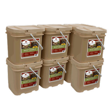 480 Serving Gourmet Freeze Dried Meat