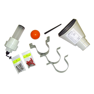 First Flush Key Components Kit