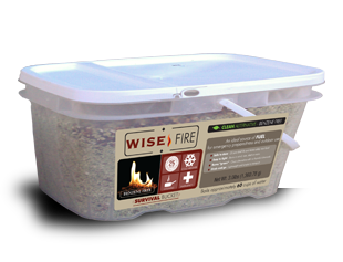 Wisefire 1 Gallon 60 Cup Fuel Source